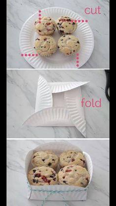 Easy baking gift box