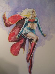 David Mack - supergirl