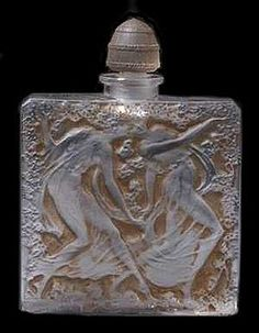 Elegance Perfume Bottle by Lalique