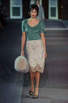 Défilé Louis Vuitton automne-hiver 2013-2014. www.filystore.com
