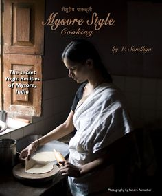 The secret yogic recipes of Mysore, India