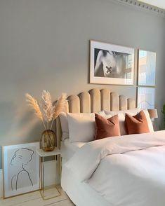Bedroom Inspirations, Home Bedroom, Cheap Home Decor, Bedroom Interior, Bedroom Design, Home Remodeling, Bedroom Decor, House Interior, Apartment Decor