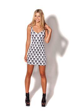 At At Dress by Black Milk Clothing