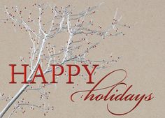 Holiday Shimmer #Greeting #Cards by Sussex Printing Corp.