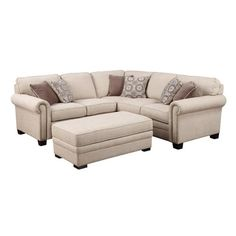 Found it at Joss & Main - Natalie 91'' Sectional Sofa