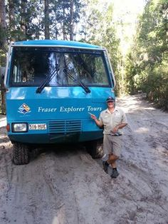 This is how we roll... great shot by Andrew Stelzhammer   Cool Dingo guided 2 and 3-day tours of Fraser Island #cooldingo #fraserisland #queensland #australia