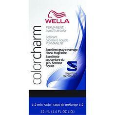 Wella Color Charm Toner - #T18 - Lightest Ash Blonde 1.4 oz. (Pack of 2)