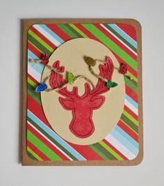 Christmas Card Printable! Dear, Marigold. www.dearmarigold.com #christmas #printable #cards #holidays #reindeer #redandgreen #christmascard #scrapbooking #blog #canada #canadian Printable Christmas Cards, Printable Cards, Printables, Cuddles, Marigold, Reindeer, Scrapbooking, Canada, Crafty