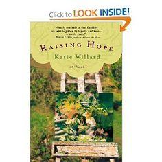 Raising Hope: Katie Willard: Amazon.com: Books Good book!