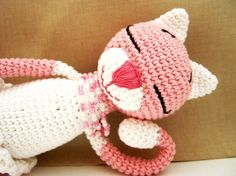 (4) Name: 'Crocheting : Ballerina Cat Crochet Pattern
