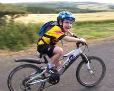 Try out Mountain Biking!