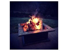 Outdoor Fireplace from Instagram #lovehome « I Heart HGTV http://blog.hgtv.com/ihearthgtv/2013/04/12/our-favorite-springtime-moments-from-lovehome/?soc=pinterest