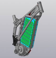 Electric Moped, Electric Bike Kits, Motorbike Design, Bicycle Design, Trike Scooter, Bike Engine, Mechanical Design, Bike Frame, Scooters