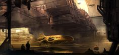 Urban pilot Picture (big) by Sparth