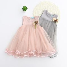 Why should you be the only one to enjoy all the stunning designs? Designer aren't just for grown-ups anymore! Designed with premium high quality material, the Girls Dress Brand Princess Floral are made to be more safe and comfortable for your baby/kid. Get them now at Special Discount & Free Shipping for Only a lim