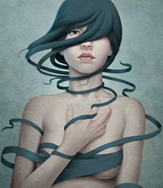 Beautiful. #digital #painting