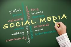 Can social media in the classroom teach students century skills and increase odds of finding jobs? Social Media Pages, Social Media Tips, Social Media Marketing, Digital Marketing, Facebook Marketing, Chalkboard Writing, Blogging, Social Media Training, 21st Century Skills