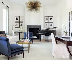 21 Ways to Decorate with Velvet | LuxeWorthy - Design Insight from the Editors of Luxe Interiors + Design