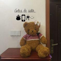 Spanisch vinyl wandaufkleber wohnzimmer wand dekoration, aufkleber für Tägliche erinnerung freies verschiffen