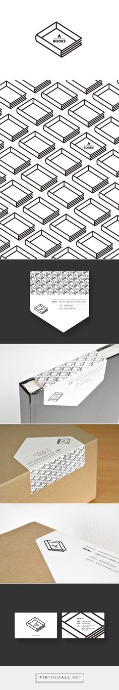 A-Books on Behance - created via http://pinthemall.net