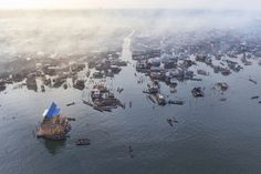 In Makoko, forced evictions are a daily reality. In response to the government's plan to clear out the area to make room for development, th...
