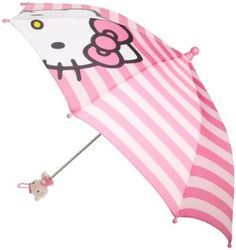 Hello Kitty stripe Umbrella