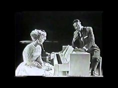 Patti Page with Nat King Cole (1958)