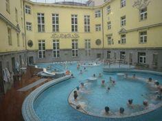 Lukács Medical Thermal Bath, Budapest