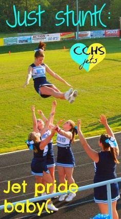 Stunting & cheerleading (: = my life Cheer Stunts, Cheerleading, Dream Life, Gymnastics, Pride, Thoughts, Sports, Fitness, Hs Sports