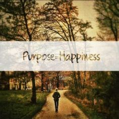 How Discovering Your Purpose Can Make You Happy  http://feedproxy.google.com/~r/SpiritInfusedLeadership/~3/ieEHoKaht0U/