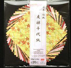 Now trending: Japanese Yuzen Paper 10 Patterns 20 Sheets 14.5 x 14.5 cm Flowers And More https://www.etsy.com/listing/264840215/japanese-yuzen-paper-10-patterns-20?utm_campaign=crowdfire&utm_content=crowdfire&utm_medium=social&utm_source=pinterest