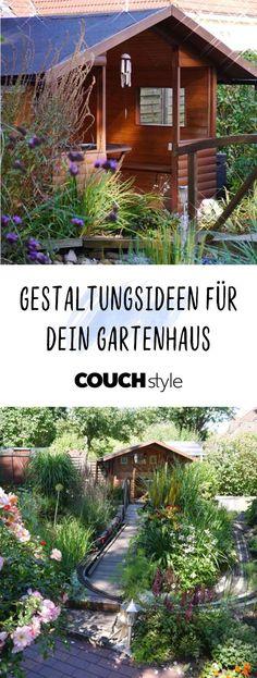 Gestaltungsideen Gartenhaus die 61 besten bilder von gartenhaus | backyard sheds, garden storage