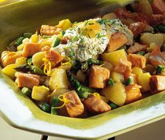 Mixer, Sweet Potato, Salmon, Pork, Fish, Vegetables, Ethnic Recipes, Pork Roulade, Blenders
