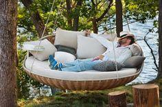 Take a swing with swingrest