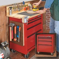 Diy Workbench - 5 You Can Build In A Weekend