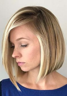 Looking for best styles of bob haircuts? Women who are searching for modern styles of bob hairstyles to sport in year 2018 they are advised to visit here for best blonde bob haircuts to make them look more elegant in these days. Bob is one of those haircuts which are much popular among women since last many years.