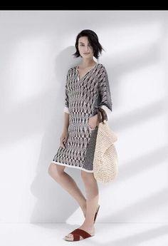 Ispirazione etno-chic per l abito in maglia stefanel! #stefanel #stefanelvigevano