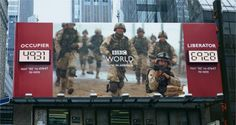 BBC World: Occupier/Liberator