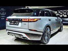 2018 Range Rover Velar FULL REVIEW - YouTube