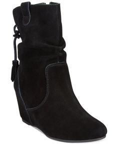 White Mountain Perfect Booties - Boots - Shoes - Macy's