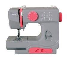 Janome Derby Portable Sewing Machine- Graceful GrayJanome Derby Portable Sewing Machine- Graceful Gray,