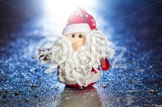 Qdiz Stock Photos | Santa Claus or Father Frost,  #background #backlight #beard #celebration #Christmas #Claus #Clause #closeup #decoration #doll #eve #Father #figure #frost #fun #funny #greeting #grunge #holiday #little #Merry #new #red #Santa #silver #small #toy #traditional #white #x-mas #xmas #year