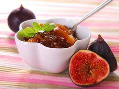 Confiture de figue aux épices - Recette de cuisine Marmiton : une recette