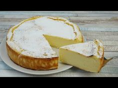 Cheesecakes, I Love Food, Camembert Cheese, Mousse, Cake Recipes, Pudding, Chocolate, Cooking, Flan