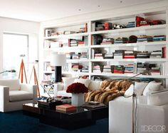 E como os estilistas vestem suas casas?