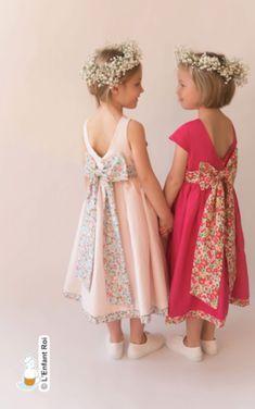 61616c7a0fd 33 meilleures images du tableau Robes filles pour mariage