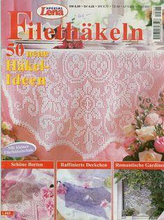 Filethäkeln L663 - souher - Picasa Web Albums #crochetmagazine