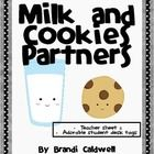 Freebie for Milk and Cookie Partners