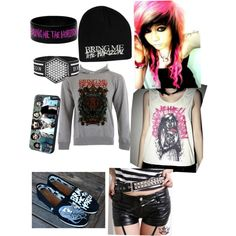 """Untitled #126"" by emo4ever on Polyvore"