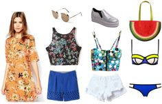 Currently coveting: Summer essentials!!